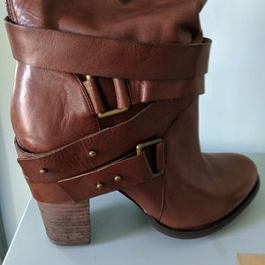Nine West Vintage America Kedan Knee Boot 12M